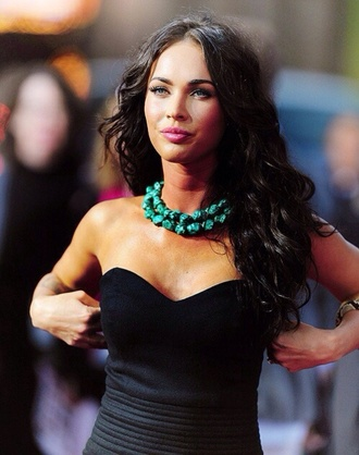 jewels megan fox necklace