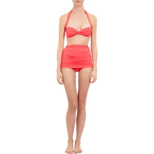 Norma kamali bill bikini top at barneys.com