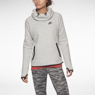 Nike Store. Nike Tech Fleece Hoodie Women's Hoodie