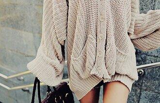 sweater boyfriend cardigan knitwear oversized