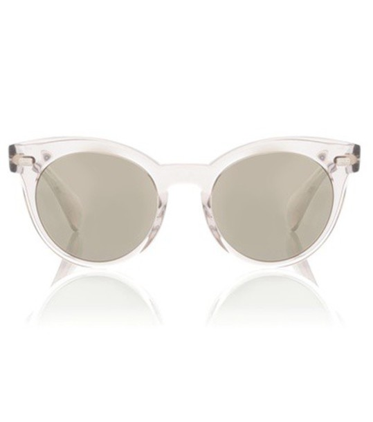 Oliver Peoples sunglasses white