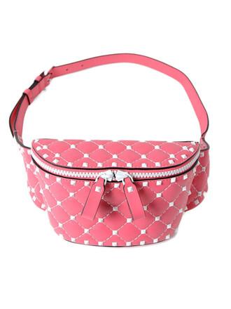 belt bag bag pink