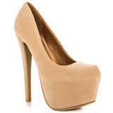 Tiyana - Nude, Shoe Republic, 49.99, FREE 2nd Day Shipping!
