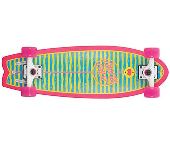 Stripe Shark Longboard 8.8 x 27.7