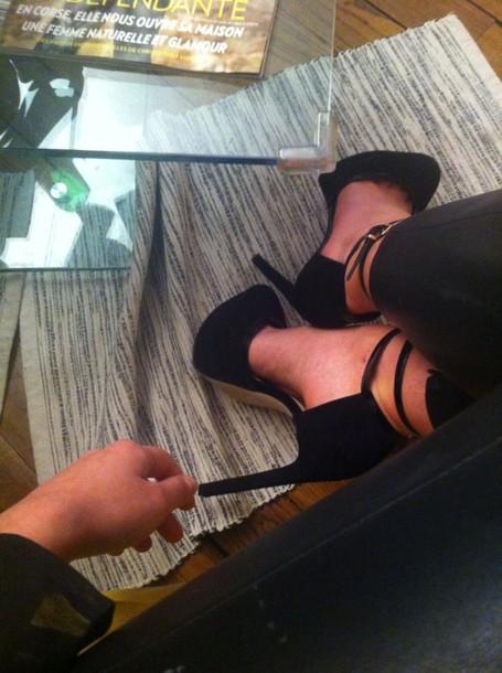 shoes high heels black heels black high heels dark style