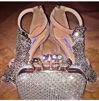 purse hair accessories diamonds