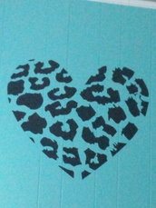 home accessory,a sticker for yr wall,heart,home stickers