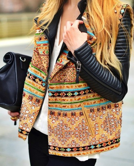 jacket perfecto leather