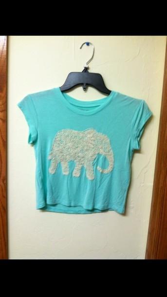 shirt elephant shirt