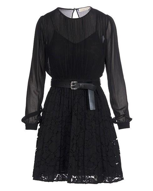 Michael Kors dress lace dress lace black