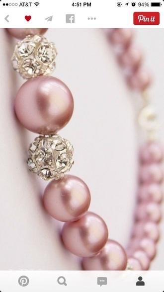 jewels pearl bracelets