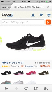 shoes,nike,running shoes,sports shoes,nike free run,leopard print,black