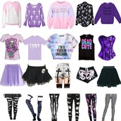 sweater,pastel goth,cute sweaters,shoes,shorts,t-shirt,skirt,goth,skull,bones