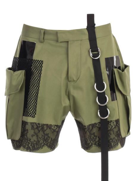 Dsquared2 Shorts C/inserti Pizzo