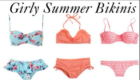 swimwear i would like the blue ones with flowers on it