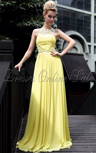 dress yellow prom dresses prom dress long prom dress high neck prom dress chiffon prom dress chiffon prom dresses evening dress sleeveless prom dress with straps glitter prom dress glitter dress yellow dress long dress see through see through dress sequin dress sparkly dress sleeveless dress tulle prom dress
