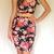 Floral two-piece dress