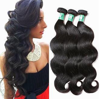 make-up brazilian human hair body wave hair bundles