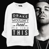 sweatshirt,drake,hip hop