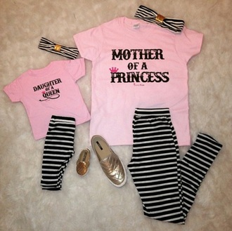 shirt mother daughter shirt mother and child
