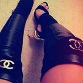 socks,leg warmers,long arm warmers,black,vue boutique