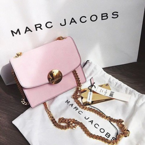 bag style marc jacobs pink