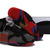 Air Jordan 7 VII Retro (Suede) Black/Grey/Red/Purple Female Sport Shoes
