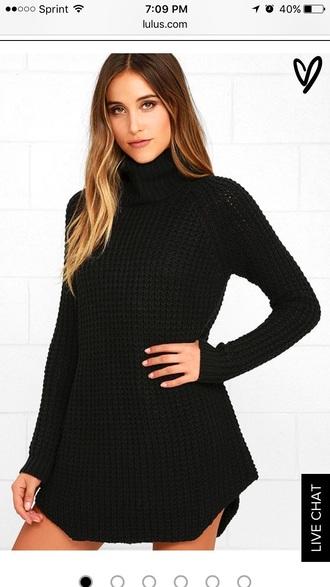 dress knitted dress sweater dress