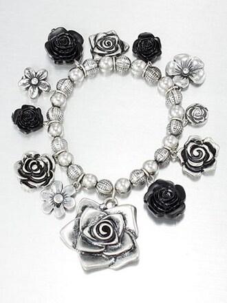 jewels charm bracelet