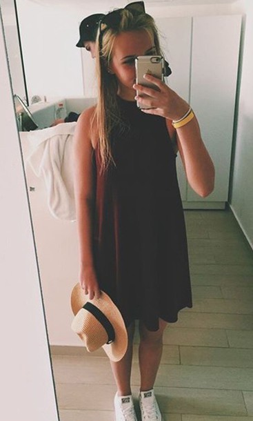 dress burgundy mini dress halter neck dress