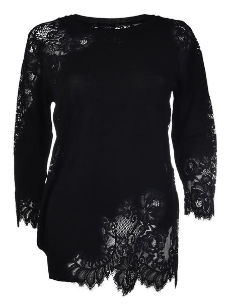 Ermanno Scervino sweater lace