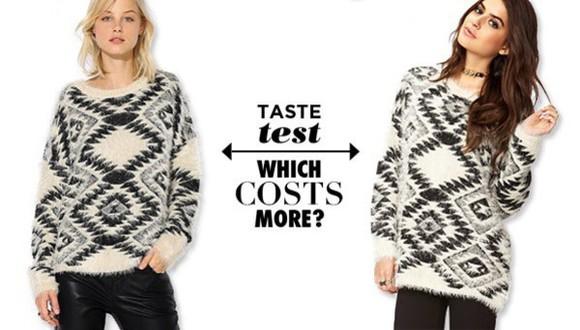 aztec aztec sweater sweater
