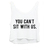 You Can't Sit with us tank top Brandy Melville mean girls