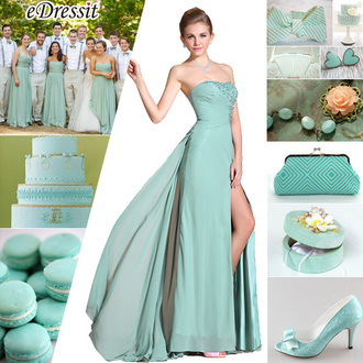 dress edressit evening dress fashion bridesmaid wedding