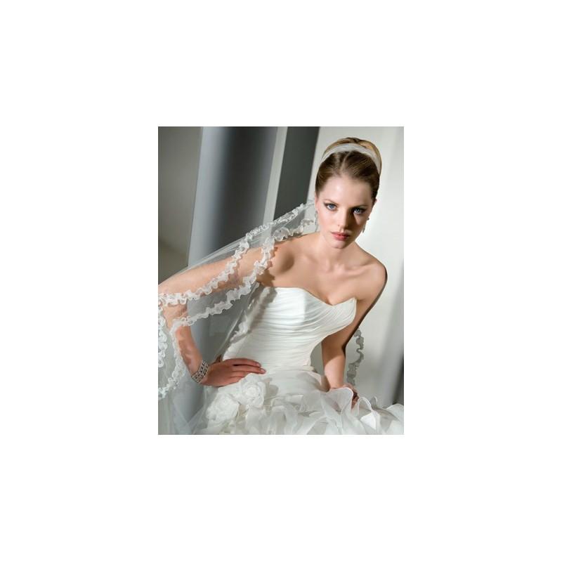 Cosmobella 7490 Bridal Gown (2011) (CS11_7490BG) - Crazy Sale Formal Dresses|Special Wedding Dresses|Unique 2017 New Style Dresses