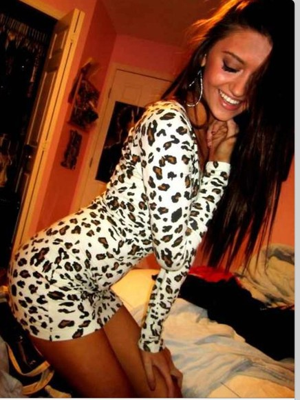 leopard print leopard cheetah dress cute dress