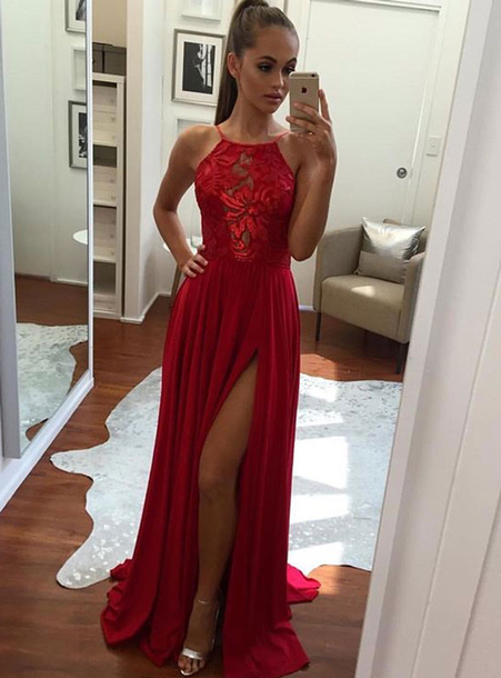 Homecoming Dress for Court