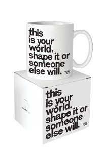 Amazon.com: This Is Your World - G. Lew Mug: Arts, Crafts & Sewing