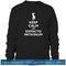 Keep calm and expecto patronum sweatshirt