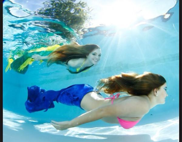 shirt mermaid tail