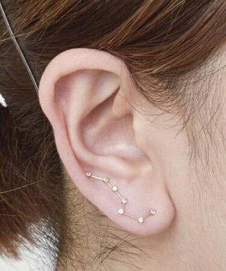jewels earrings piercing