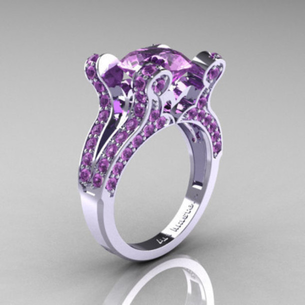 hipster engagement rings - photo #15