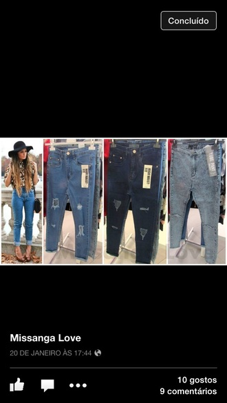 jeans high waisted jeans cropped pants