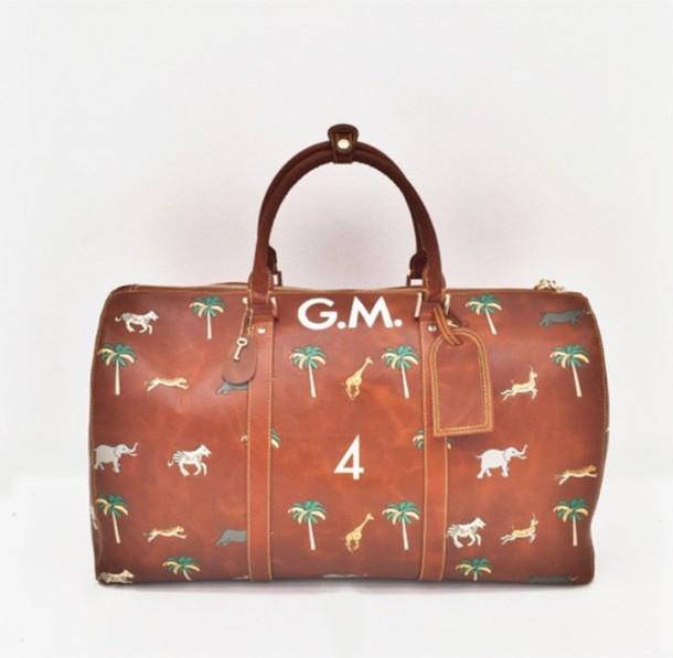 bag brown style purse