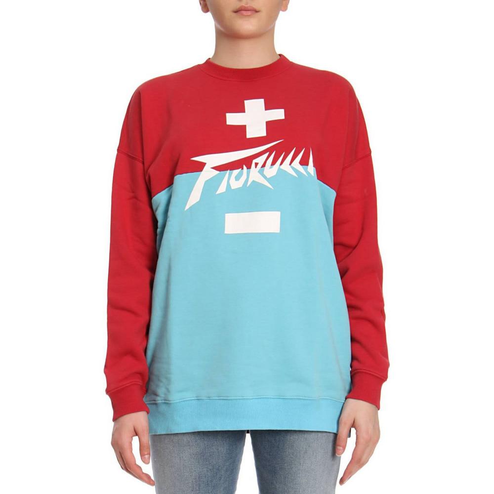 Sweater Sweater Women Fiorucci in red