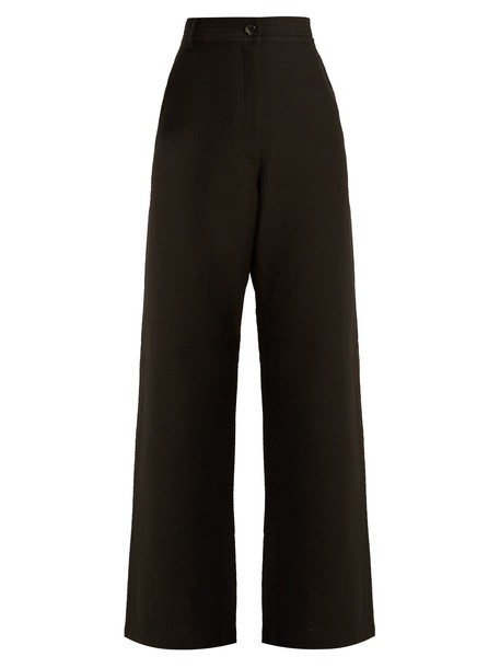 Rachel Comey cotton black pants
