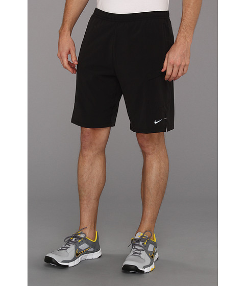 Nike Explore 2-in-1 Short Black/Black/Reflective Silver - Zappos.com Free Shipping BOTH Ways