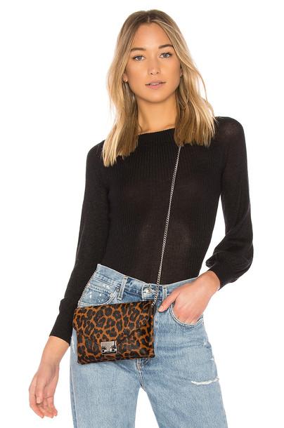 Autumn Cashmere sweater black