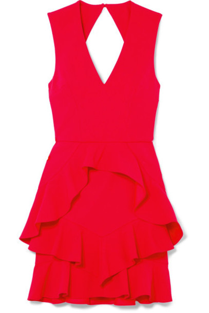 dress mini dress mini red