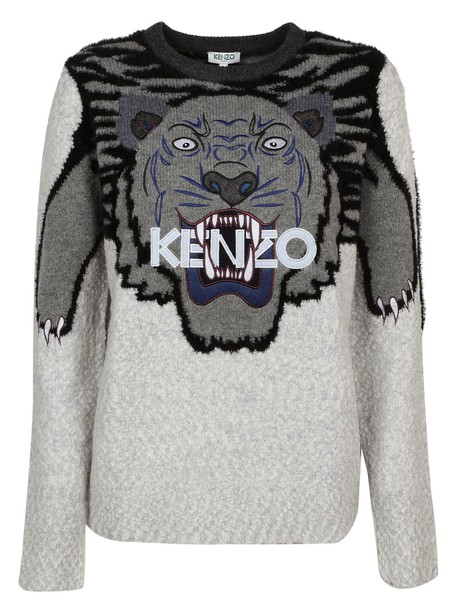 sweater tiger grey